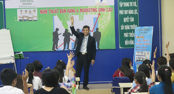 Chuyên gia Nguyễn Ngọc Tuấn chia sẻ bí quyết bán hàng hiệu quả