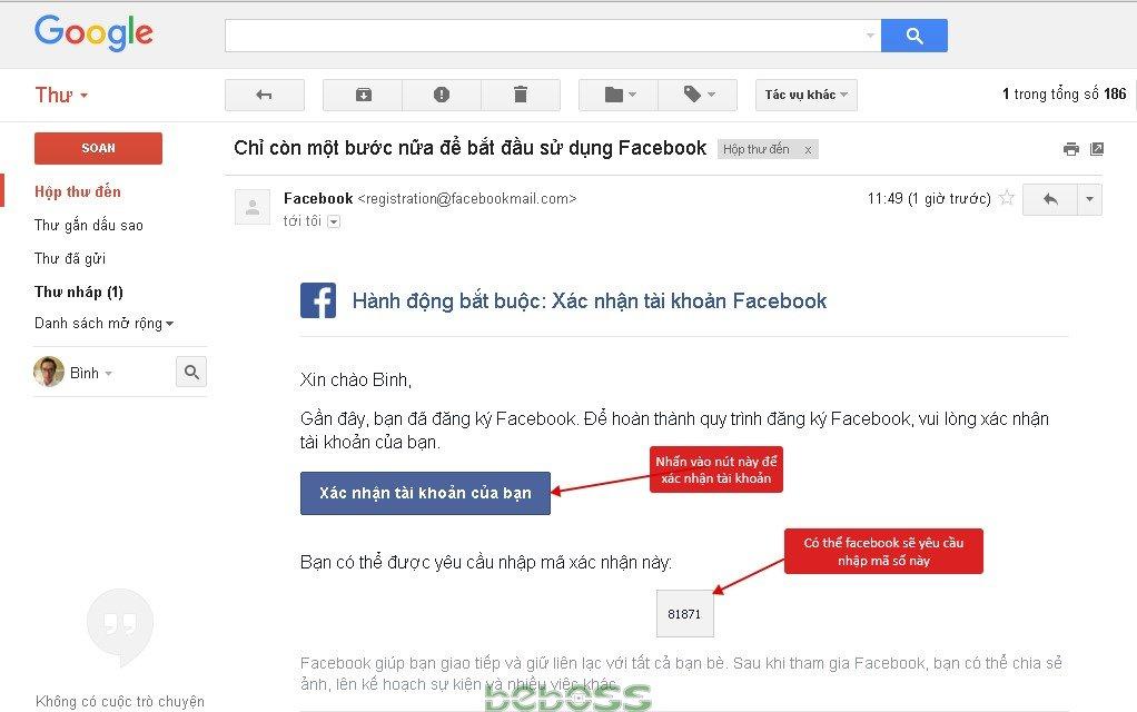 Hướng dẫn đăng ký facebook - Hình 7