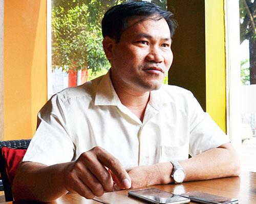Chủ tịch Hội Doanh nhân trẻ Ðồng Nai Ðặng Văn Ðiềm: Kỳ vọng vào chính sách mới